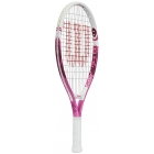 Wilson Blush 19 Junior Racquet - Tennis Racquets For Kids 5 & 6 Years Old