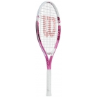 Wilson Blush 25 Junior Tennis Racquet - Tennis Racquets For Kids 9 & 10 Years Old