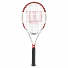 Wilson Six.One 95 (16x18) Tennis Racquet - Tennis Racquet Showcase