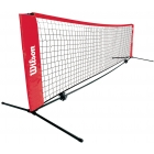Wilson EZ 18' Portable Tennis Net - Shop the Best Selection of Tennis Court Equipment