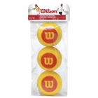 Wilson US Open Red Foam Tennis Balls (3 Pack) - Shop the Best Selection of Tennis Balls