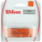 Wilson Leather Replacement Grip - Tennis Replacement Grips