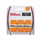 Wilson Pro Overgrip Burn 3 Pack - Tennis Grips