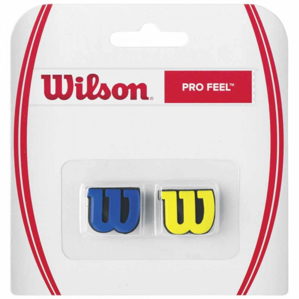 Wilson Pro Feel (Blue/ Yellow)