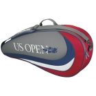 Wilson 2013 US Open Triple Tennis Bag - Wilson Tennis Bags