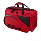 Wilson All Gear Pickleball Bag (Red) - Wilson Pickleball Paddles, Bags and Accessories