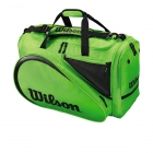 Wilson All Gear Pickleball Bag (Green) - Wilson Pickleball Paddles, Bags and Accessories