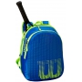 Wilson Junior Tennis Backpack (Neptune Blue/Solar Lime)