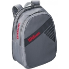 Wilson Junior Tennis Backpack (Grey) - Wilson Junior Tennis Bags