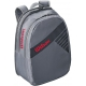 Wilson Junior Tennis Backpack (Grey) - Tennis Backpacks