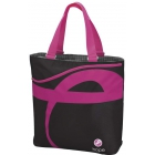 Wilson Hope Tote (Black/ Pink) - Wilson Hope Collection Tennis Bags