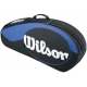 Wilson Match 3 Pack  Bag - 3 Racquet Tennis Bags