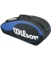 Wilson Match 6 Pack  Bag - 6 Racquet Tennis Bags