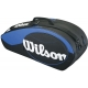 Wilson Match 6 Pack  Bag - Wilson Match Collection Tennis Bags