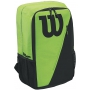 Wilson Match III Tennis Backpack (Green/Black)