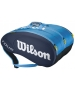 Wilson Tour 15 Pack Tennis Bag (Blue) - Wilson Tennis Bags