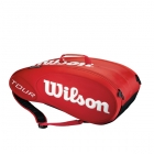 Wilson Tour 9 Pack Tennis Bag (Red) - Wilson Tennis Bags