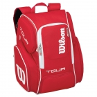 Wilson Tour V Large Backpack (Red) - Tennis Backpacks