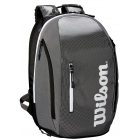 Wilson Super Tour Tennis Backpack (Black/Grey) - Gear up for the Holidays with these Cyber Sales!!