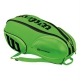 Wilson Blade 9-Pack Tennis Bag (Green/Black) - 9 and 12+ Racquet Tennis Bags