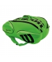 Wilson Blade 15-Pack Tennis Bag (Green/Black) - Brands