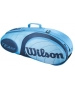 Wilson Team Blue Collection 3 Pack Tennis Bag - Wilson Tennis Bags
