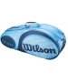 Wilson Team Blue Collection 6 Pack Tennis Bag - Wilson Tennis Bags