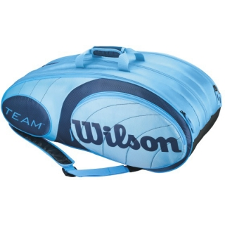 Wilson Team Blue Collection 12 Pack Tennis Bag