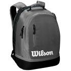 Wilson Team Tennis Backpack (Black/Grey) - Wilson Team Tennis Bags