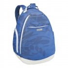 Wilson Women's Blue Print Tennis Backpack  - Tennis Backpacks