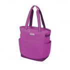 Wilson Women's Very Berry/Dark Purple Tennis Tote - Tennis Tote Bags