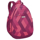 Wilson Women's Red Print Tennis Backpack - MAP Products