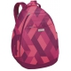 Wilson Women's Red Print Tennis Backpack - Wilson Tennis Bags