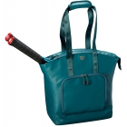 Wilson Women's Tennis Tote (Green) - Women's Tennis Bags