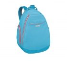 Wilson Women's Aqua/Coral Tennis Backpack - Women's Tennis Backpacks