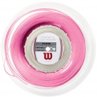 Wilson Synthetic Gut Power 16g Pink Tennis String (Reel) -