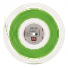 Wilson Revolve Spin 17g Tennis String Green (Reel) - Tennis String Brands