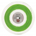 Wilson Revolve Spin 16g Tennis String Green (Reel) - Tennis String Brands