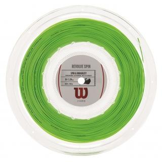Wilson Revolve Spin 16g Tennis String Green (Reel)