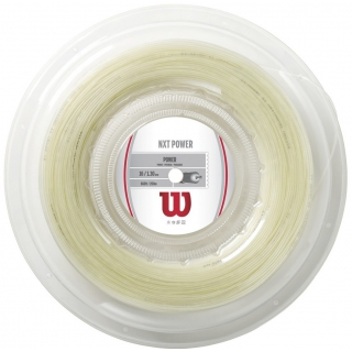 Wilson NXT Power 16g Tennis String (Reel)
