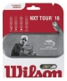 Wilson NXT Tour 16g (Set) - Wilson Multi-Filament String