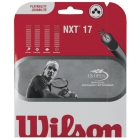 Wilson NXT 17g Black (Set) - Wilson Multi-Filament String