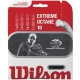 Wilson Extreme Octane Black 16g (Set) - Synthetic Gut Tennis String