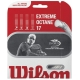 Wilson Extreme Octane White 17g (Set) - Synthetic Gut Tennis String