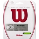 Wilson Synthetic Gut Power 16g Lime Green Tennis String (Set) - Wilson 10 Days. 10 Deals. 1 New Deal Every Day!