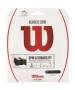 Wilson Revolve Spin 16g Tennis String Black (Set) - Spin Friendly Strings