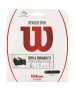 Wilson Revolve Spin 17g Tennis String Black (Set) - Spin Friendly Strings