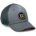 Wilson Classic Grey Cap - Tennis Apparel Brands