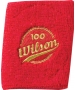Wilson 100 Year Double Wristbands (Red) - Wilson 100 Year Anniversary
