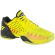 Yonex Men's Power Cushion Eclipsion Tennis Shoe (Yellow/Navy) - Men's Tennis Shoes